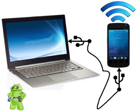 android tethering ubuntu utilizzare come modem un dispositivo android