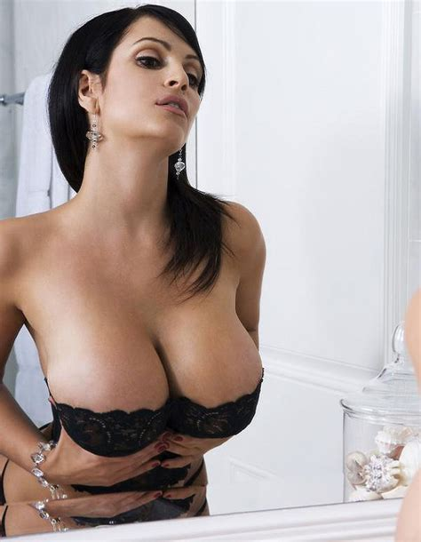 Denise Milani Incredible Breasts Unbelievably Big