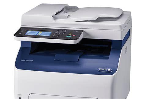 Printer Xerox workcentre 6027 multifunction color led printer xerox