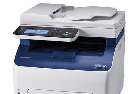 WorkCentre 6027: Farb LED Multifunktionsdrucker   Xerox