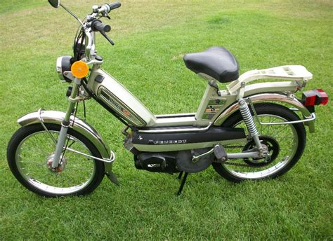 Peugeot Moped by Peugeot Parts 171 Myrons Mopeds