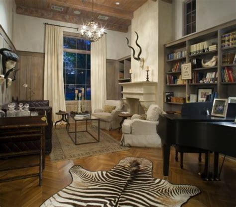 safari badezimmerideen 20 ideen f 252 r ein stilvolles zebrastreifen design