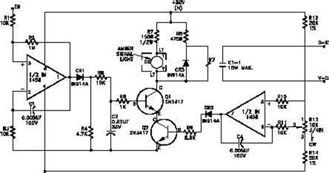 figure 4 comparison of an electronic schematic diagram and