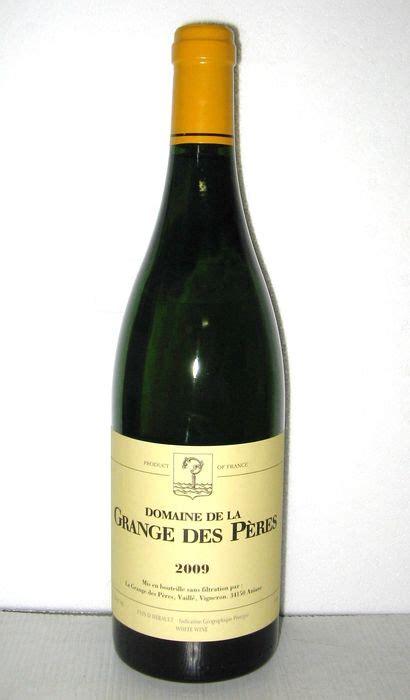 Vin Grange Des Pères by 2009 Vin De Pays De L H 233 Rault Domaine De La Grange Des