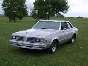 Pontiac Grand Lemans 1981 1981 Pontiac Grand Lemans Information And Photos Momentcar