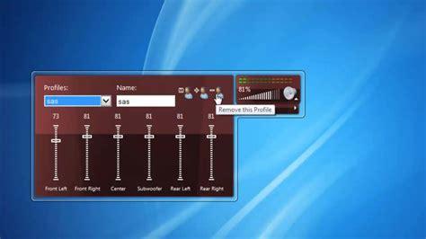 Desktop Volume by Volume Reloaded Widget For Windows 7