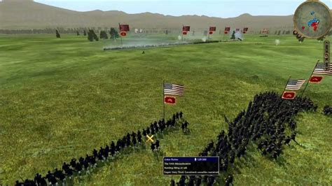 mod game war empire total war american civil war mod quot the blue and
