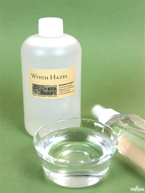 Spotlight Soap sunday spotlight witch hazel soap