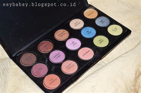 Eyeshadow Inez Professional lunatic vixen review inez cosmetics color