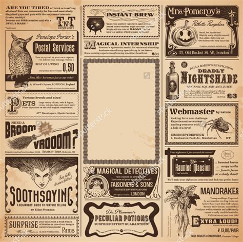 Free Newspaper Ad Template by 15 Newspaper Ad Templates Free Sle Exle Format