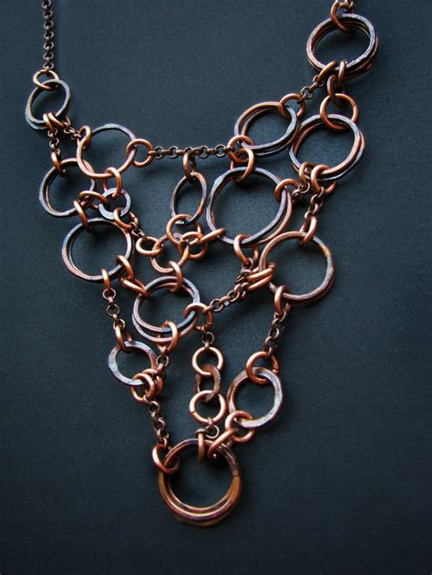 Handmade Copper Jewelry Designs - 15 best geometry patterns images on geometry