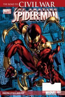 Komik Digital Marvel Iron civil war the complete event comics marvel