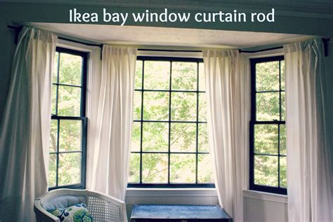 curtains for small bay windows