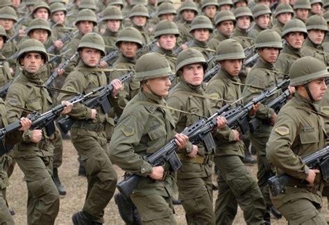 ejercito argentino aumento 2016 aumento personal militar argentino 2016 soldado voluntario