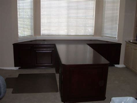 a partner desk is a great home office solution c l