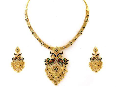 gold indian 22 karat gold jewellery designs