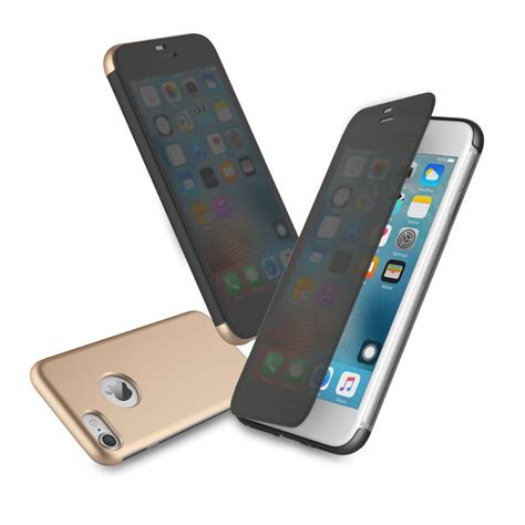 smart touchable flip transparent view window case cover  iphone