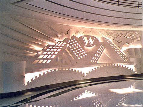 Wand Design Artdecoarchitect