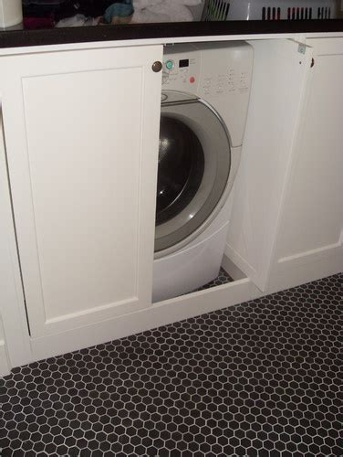 doors to hide washer and dryer 79 best images about laundry room on pinterest