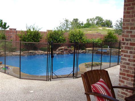 diy mesh pool fence mesh pool fence gallery childguard diy removable pool