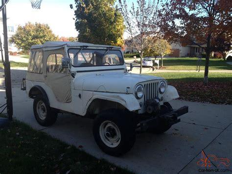 1966 Jeep Cj5 1966 Jeep Cj5