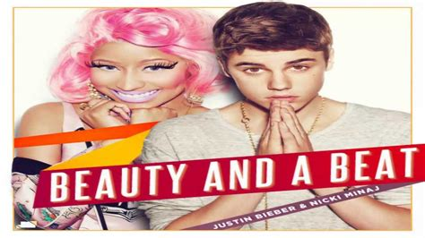 justin bieber beauty and a beat klaviernoten justin bieber ft nicki minaj beauty and a beat extended