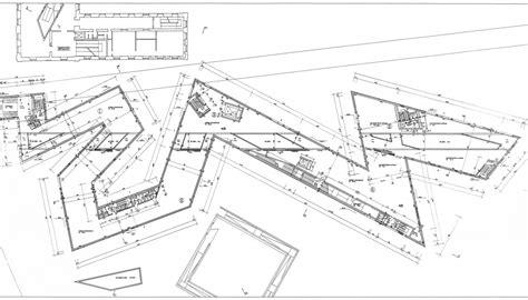jewish museum berlin floor plan jewish museum berlin libeskind