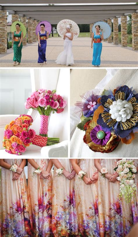 17 best images about rainbow themed wedding on square cupcakes rainbow dresses and