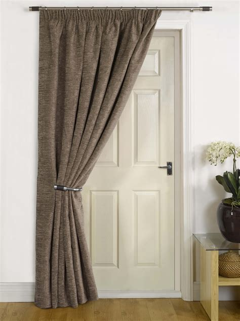 winchester lined mink single door curtain harry corry