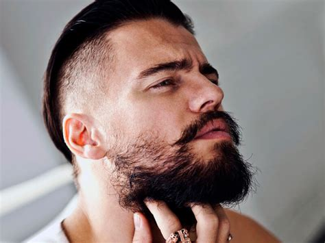 hairstyles for with beard beard styles for