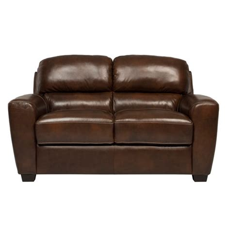 jeromes sofas tuscany living room collection loveseat in brown jerome