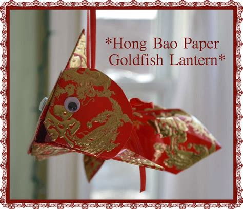 new year diy goldfish 274 best images about cny envelopes lanterns ang