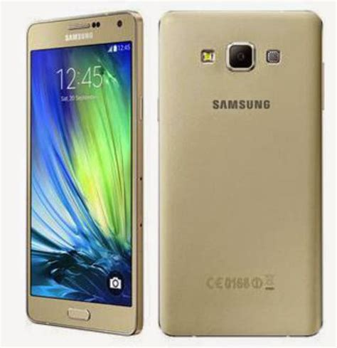 Samsung A3 Android Samsung A300fu Galaxy A3 Gold 16gb 4g Android Phone Get