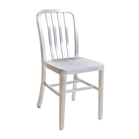 Navy Chair by Metal Chairs Aluminum Classic Navy Seating Chair
