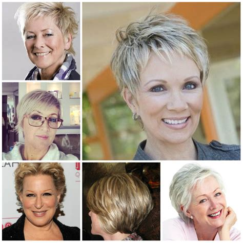 short cuts for 50 and over short hairstyles for women over 50 with bangs rachael