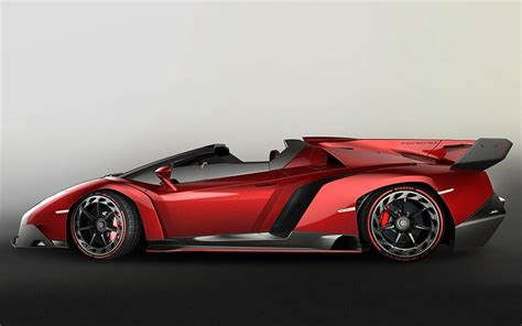 lamborghini veneno roadster specifications photo