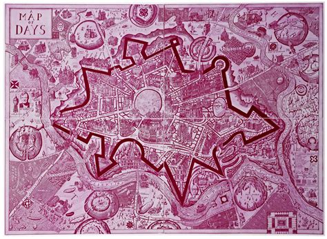 map  days colour versions  grayson perry paragon