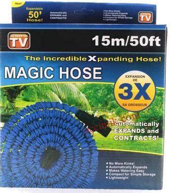 Harga Selang Air Elastis jual magic hose selang air elastis maks 15m 50ft termurah