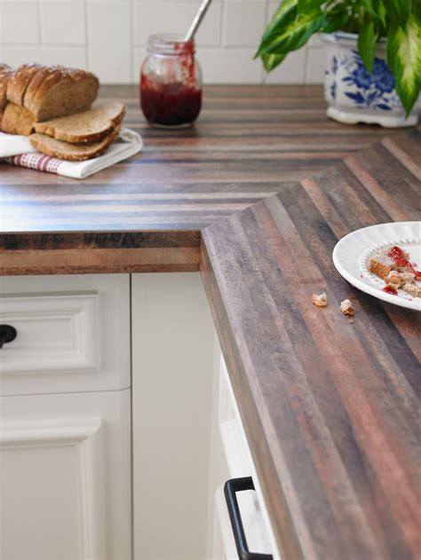 Wood Grain Countertop Laminate by 25 Best Ideas About Formica Countertops On