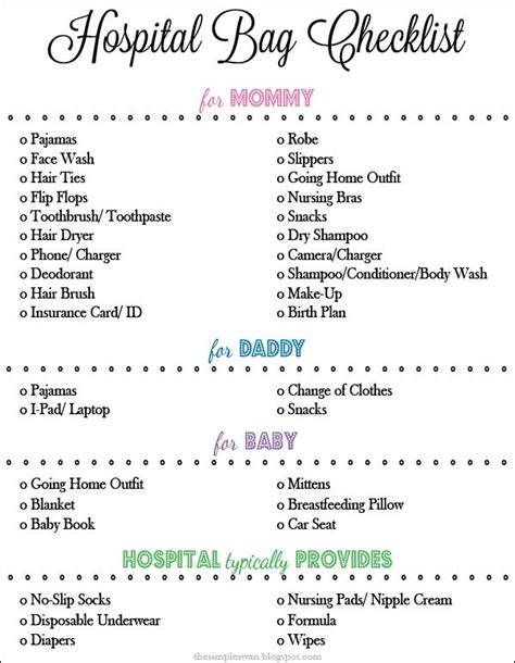 things to take to hospital for c section lilypiemama extremely helpful hospital bag checklist i m