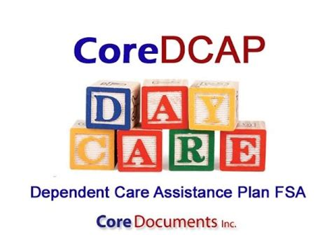 section 125 dependent care dependent care fsa plan document administration