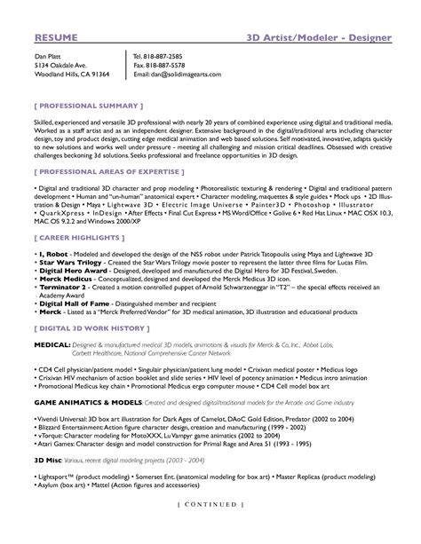 Lead Painter Cover Letter by Best Ideas Of Sle Resume Sculpting In Digital Painter Ideas Of Lead Animator