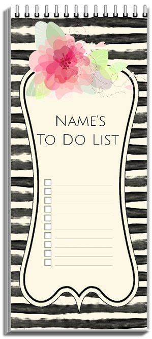 notepads    personalized   print instant
