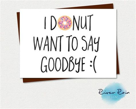 employee leaving card template photos printable going away card coworker quotes