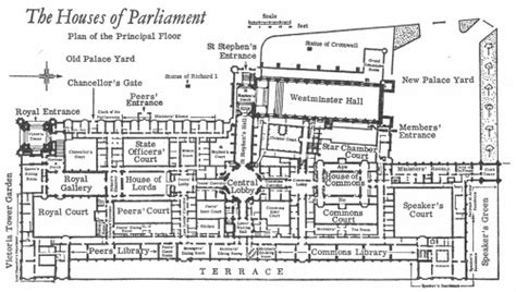 houses of parliament floor plan archive of affinities