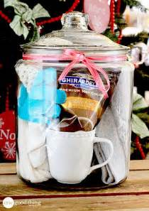 gifts in a jar simple inexpensive and fun one good thing by jillee