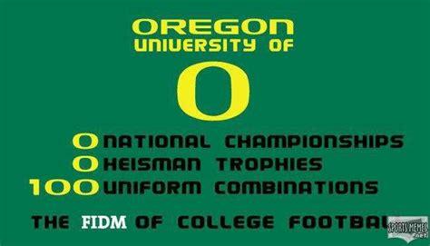 Oregon Ducks Meme - oregon university meme