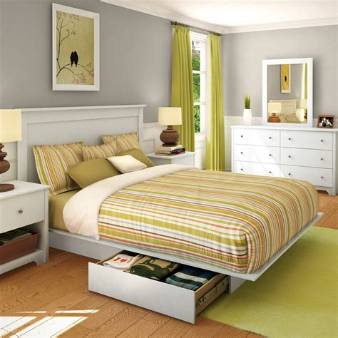 south shore storage bed south shore furniture vito platform storage bed lowe s