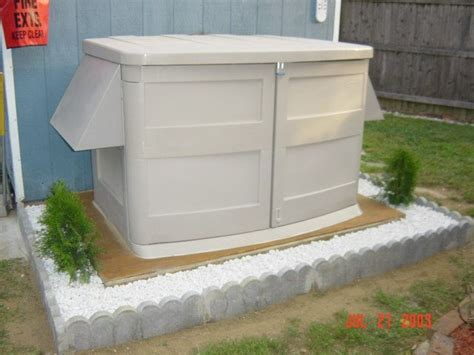 Diy Generator Shed by 17 Best Images About Generator Cover On Diy