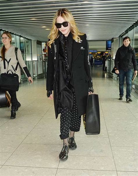 Amid Custody Battle And Keep On Rollin by Madonna Touches In Amid Ongoing Custody Battle